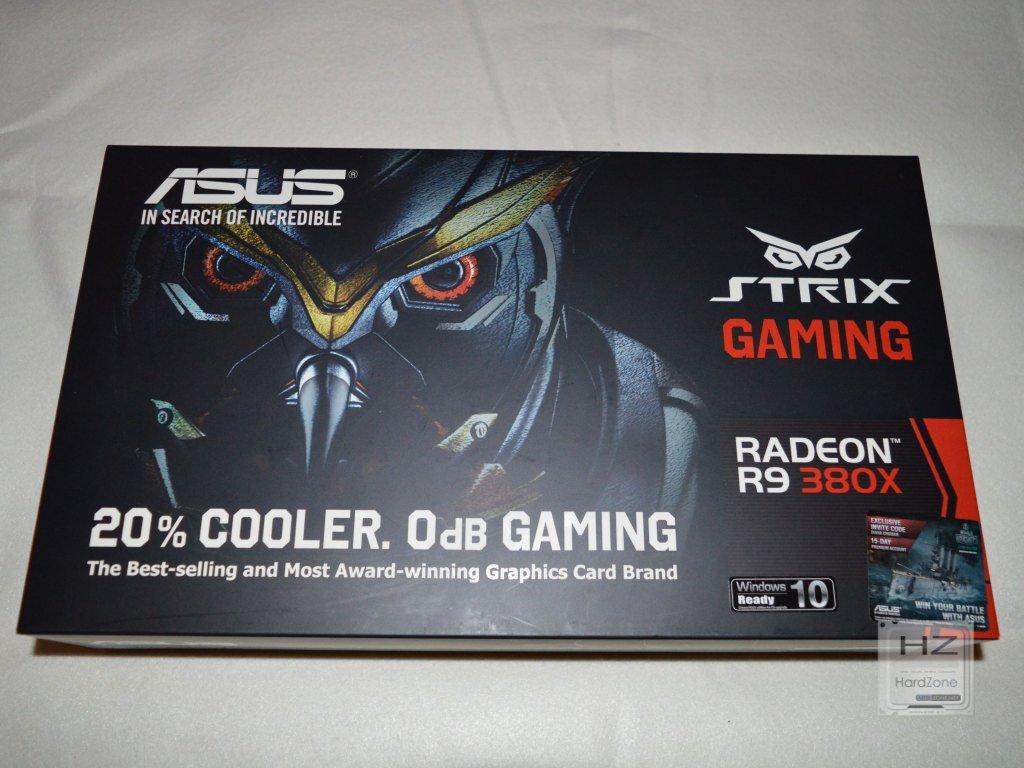 Asus Radeon R9 380X STRIX -001