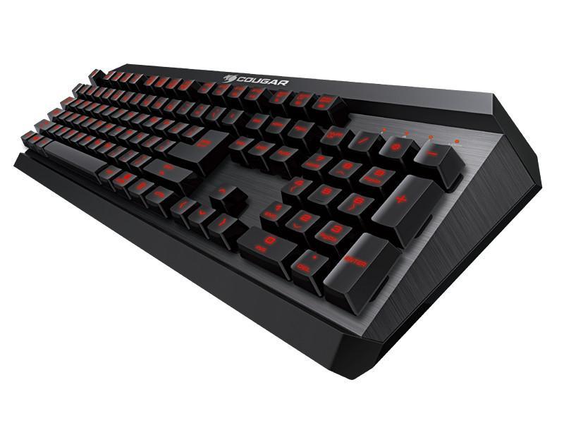 Cougar 450 keyboard