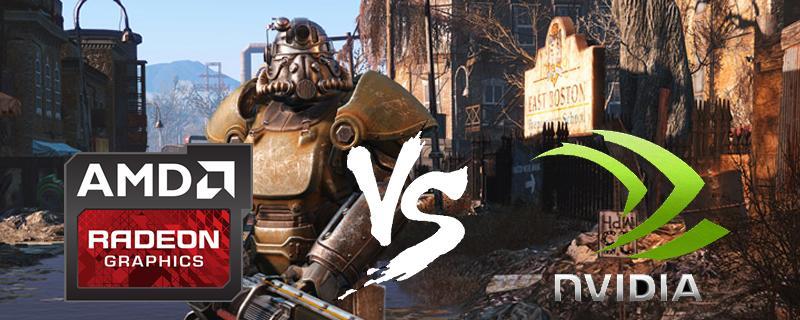 Fallout 4 amd vs nvidia