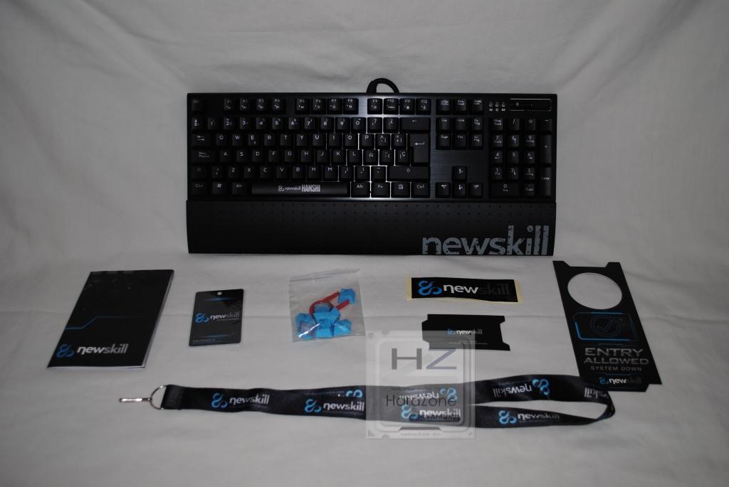 Newskill Hanshi003