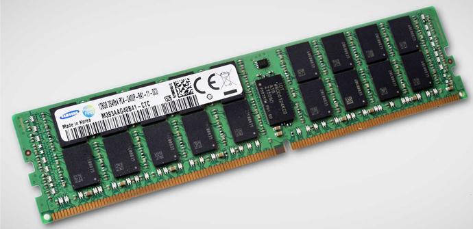 Samsung RDIMM 128 GB DDR4