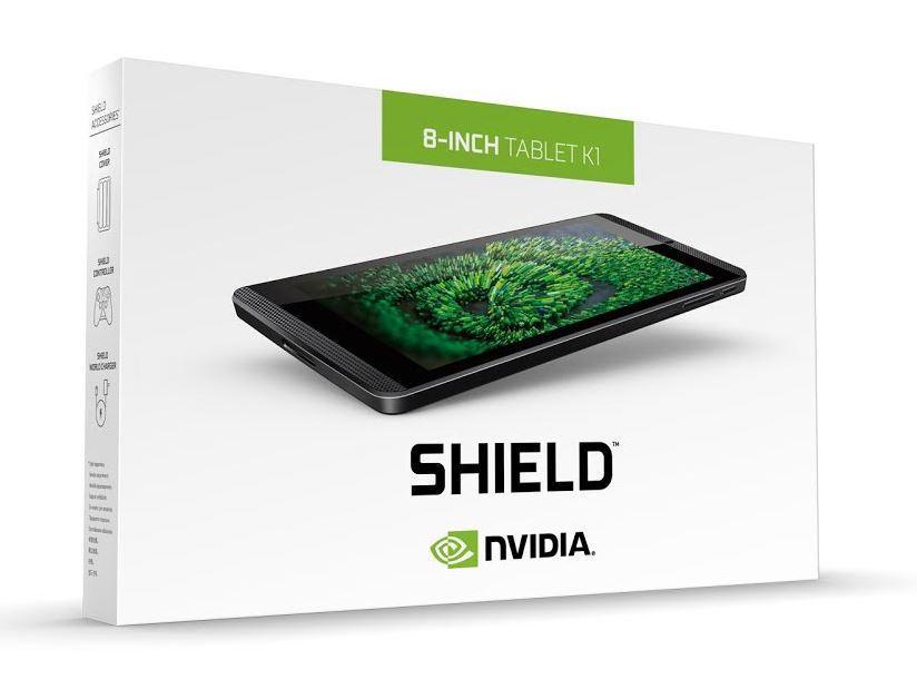Shield Tablet K1