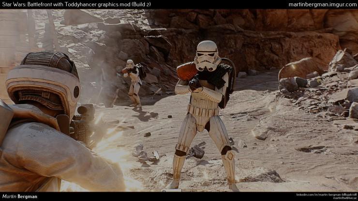 Star Wars Battlefront Toddyhancer 17