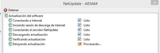 Aida64 update
