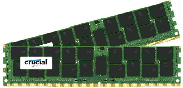 Crucial DDR4 2400MT edit
