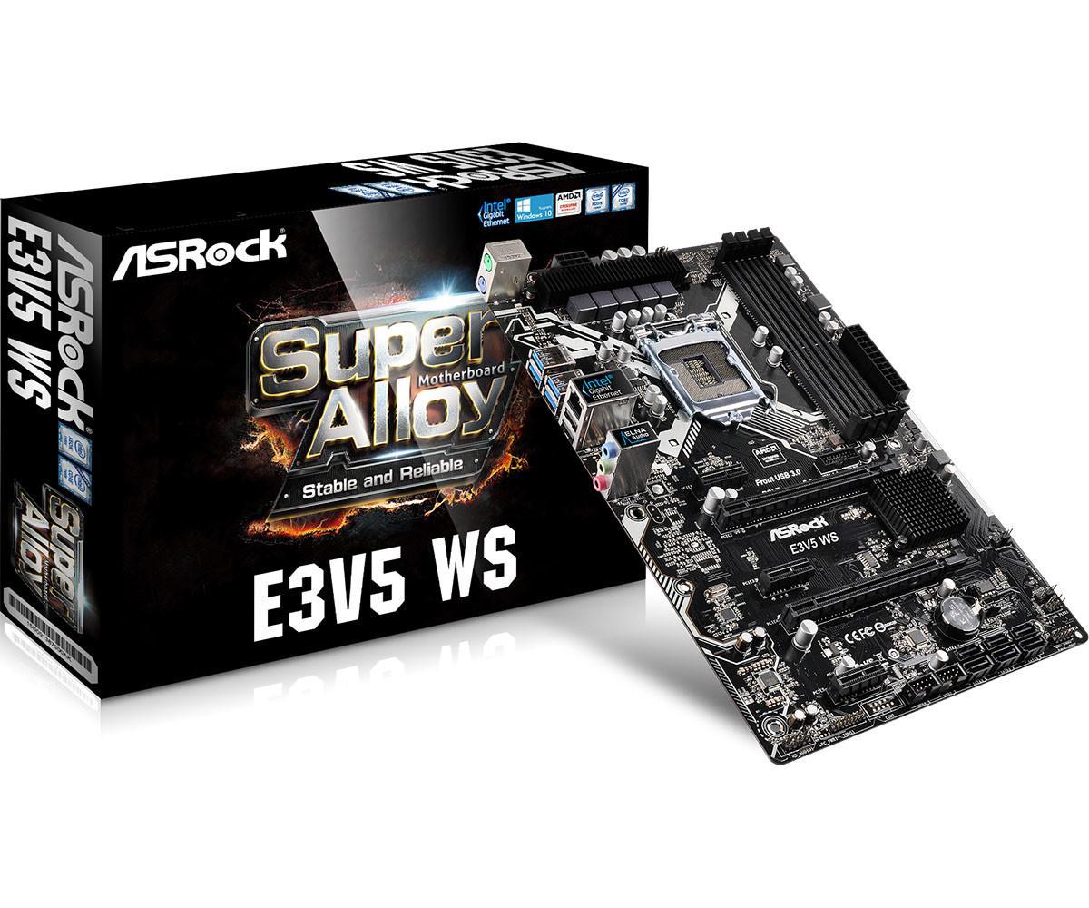 E3V5 ASRock