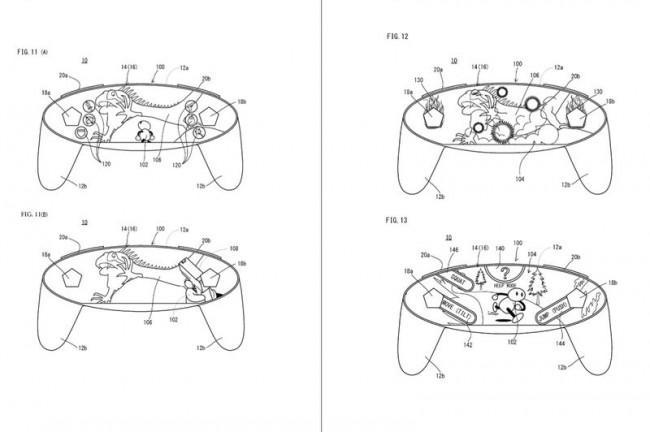 Patente-gamepad-Nintendo-NX