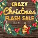 Las rebajas de Navidad llegan a las tiendas chinas
