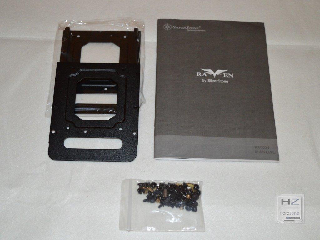 Silverstone Raven RVX01B-W -005