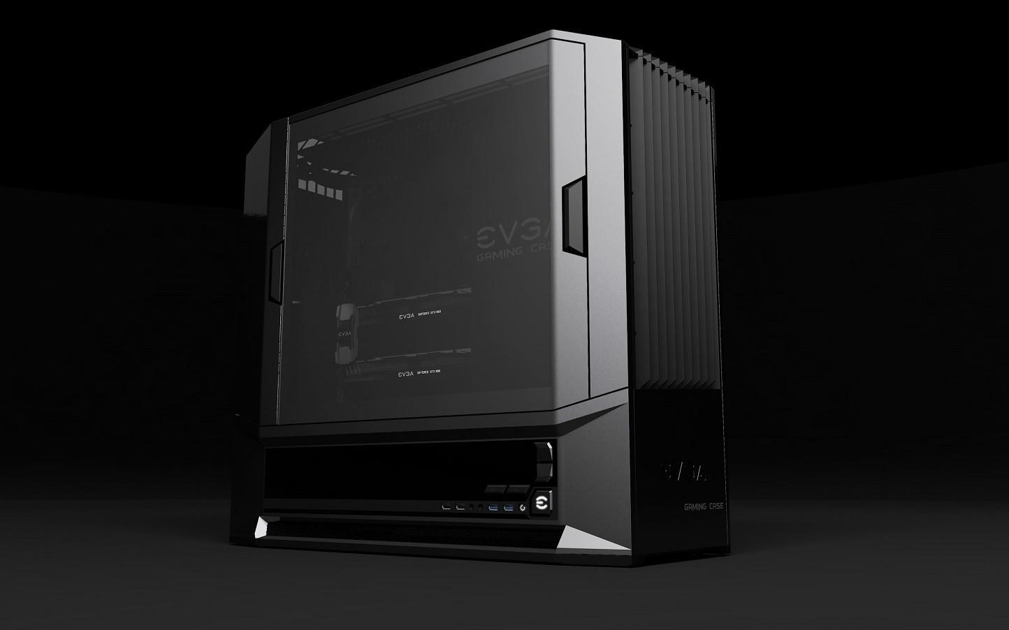 EVGA Caja gaming