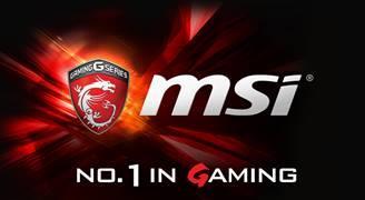 Logo MSI Gaming nuevo