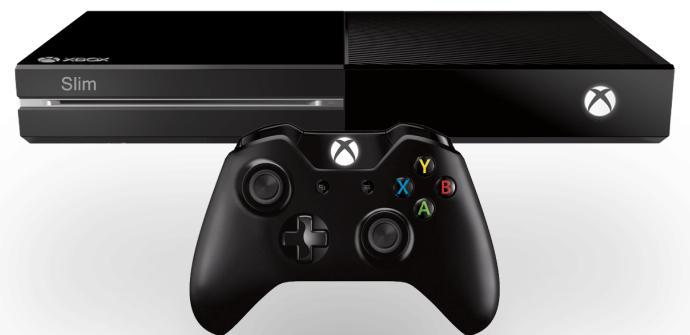 Concepto de la Xbox One Slim