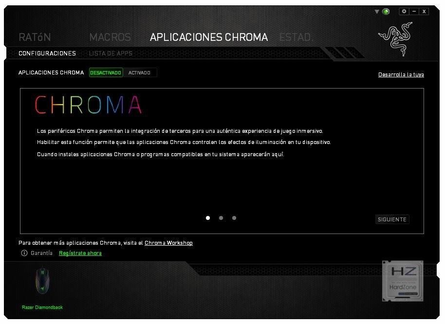 6.- Apps Chroma