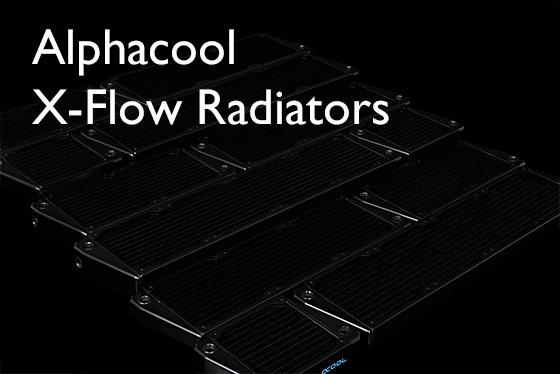 Alphacool X-Flow Series 0