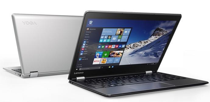 Lenovo Yoga Windows 10