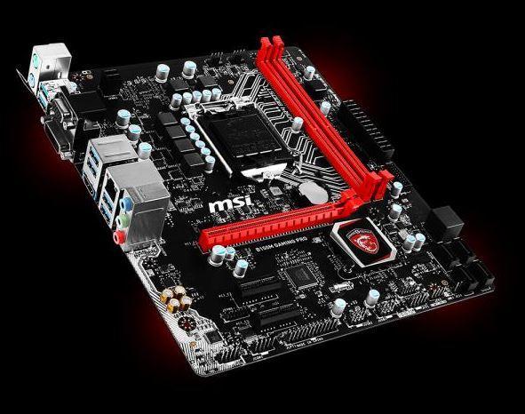 MSI B150M Pro Gaming 2