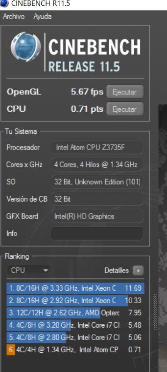 cinebench 11.5.gpu