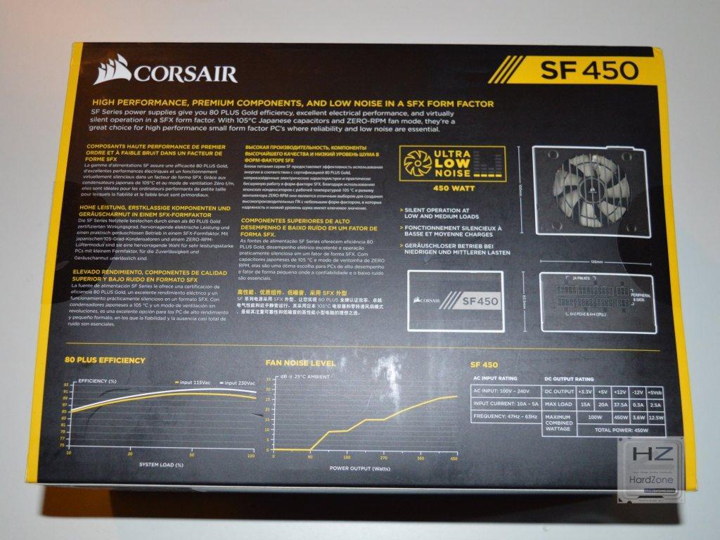 Corsair SF450 -002