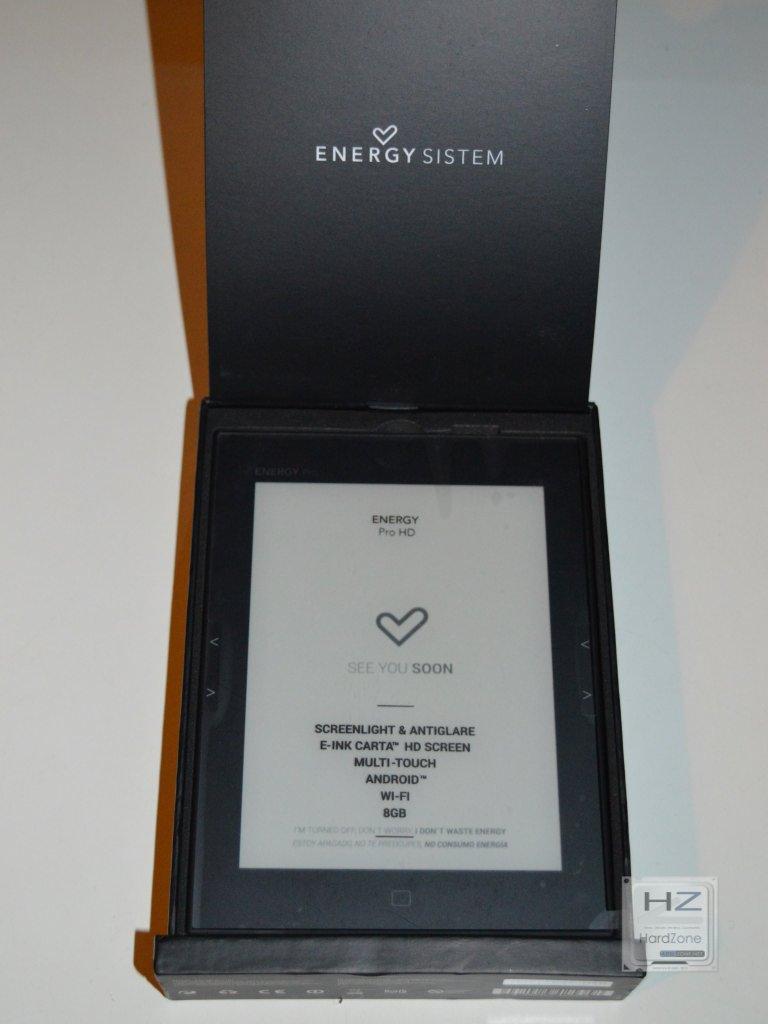 Energy eReader Pro HD -005