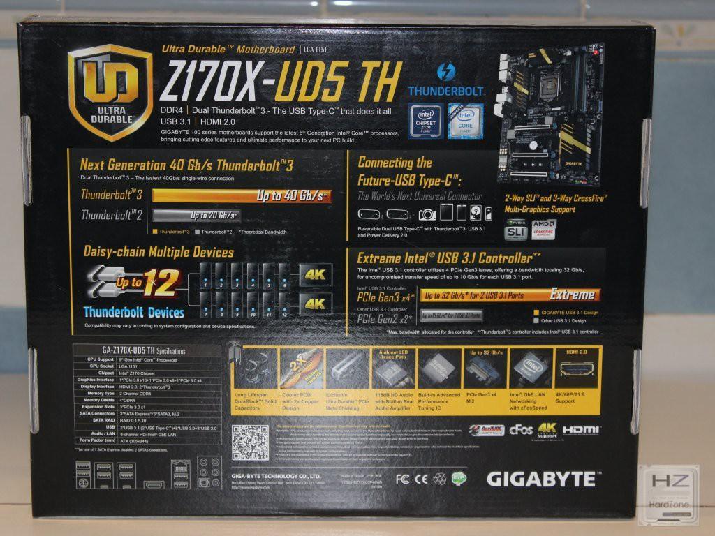 GB UD5 TH002
