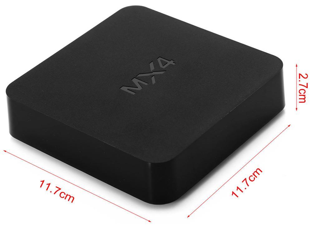 MX4 dimensiones