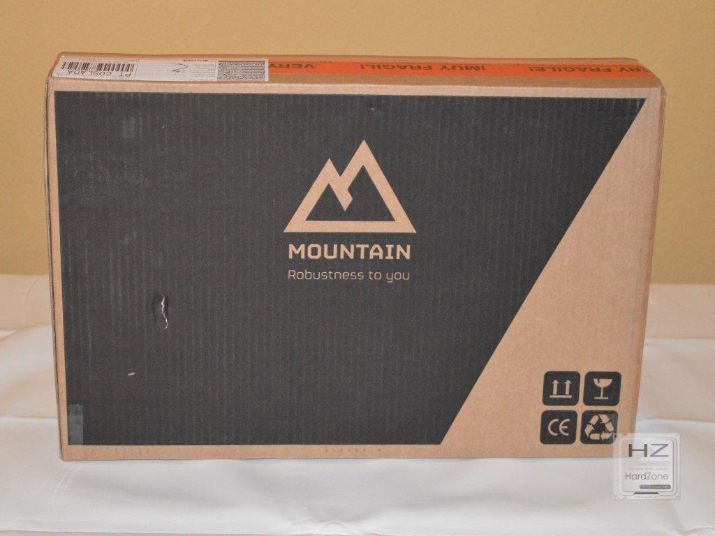 Mountain Graphite VR -001