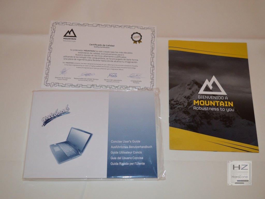 Mountain Graphite VR -007