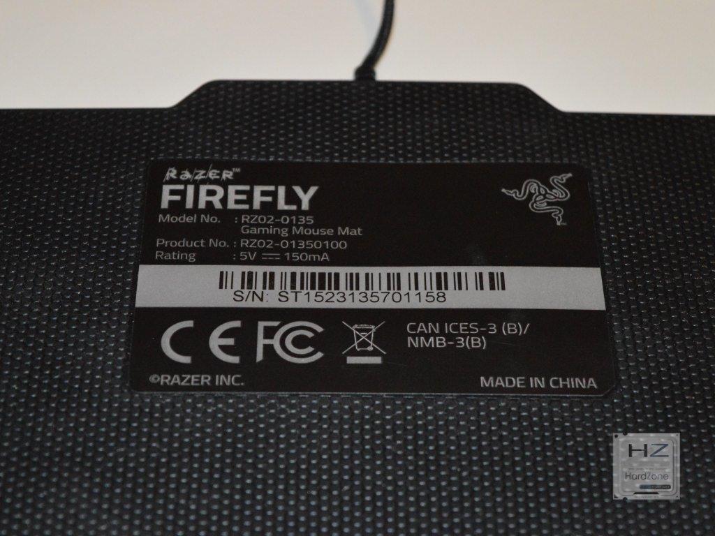 Razer Firefly -009
