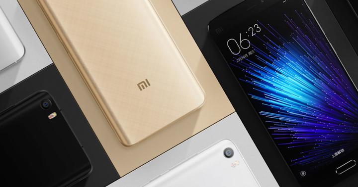 Xiaomi Mi5 var