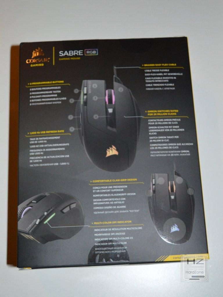 corsair sabre rgb how to change colors