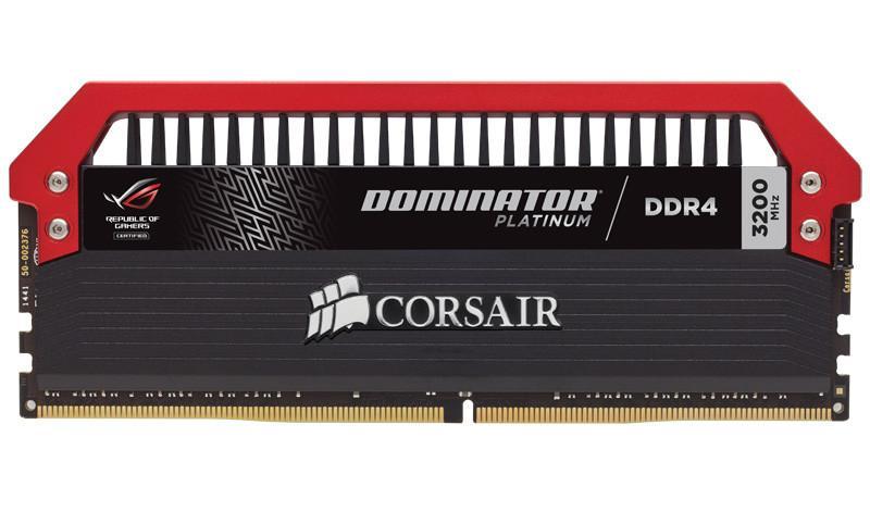 Corsair Dominator Platinum ROG Edition 1