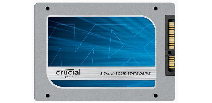 Crucial ya tiene SSDs de 2 TB de capacidad en su familia MX300