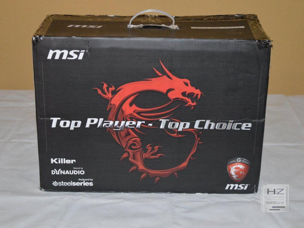 MSI GT72 -001