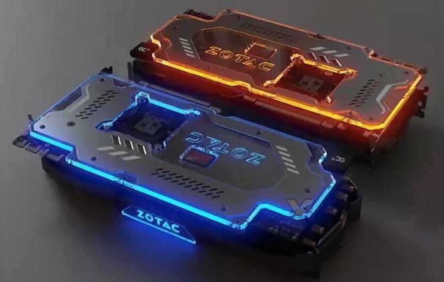 Zotac GTX 1080 1