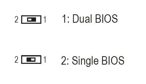 dual bios
