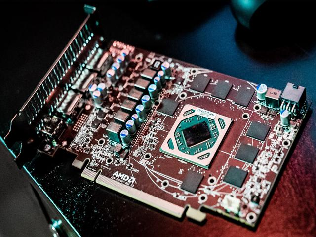 AMD Radeon RX 480 topless