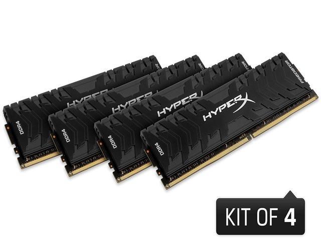 Kingston HyperX Predator DDR4 01