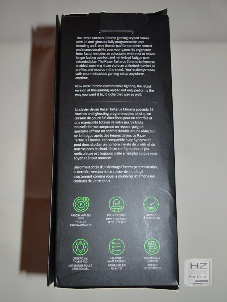 Razer Tartarus Chroma -004