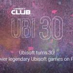 Ubisoft regalará un juego al mes durante los próximos 7 meses