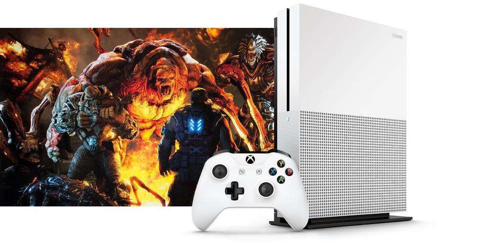Xbox One Slim 2