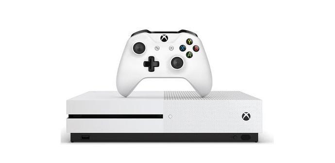 Xbox one Slim Final