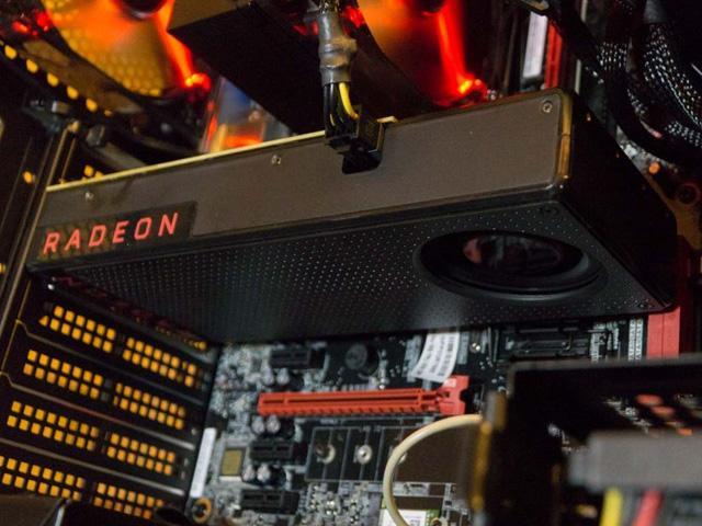 AMD Radeon RX 480 testing