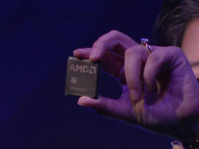 AMD Zen first look