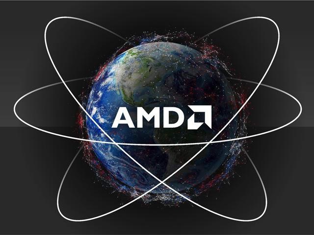 AMD logo 640 x 480