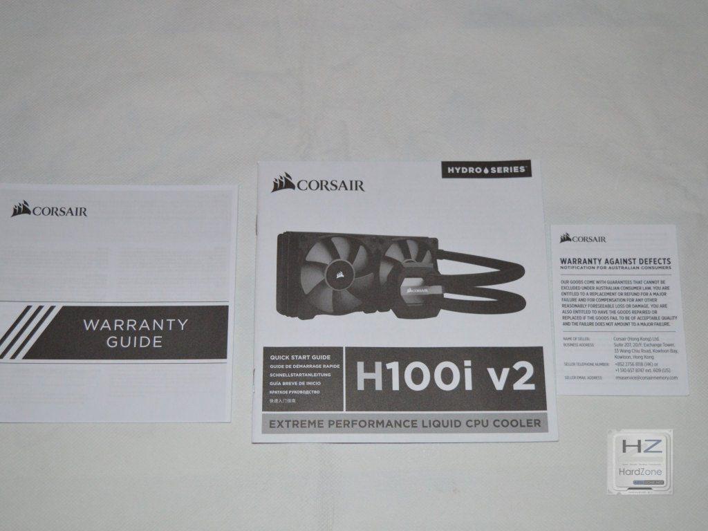 Corsair H110i v2 -009