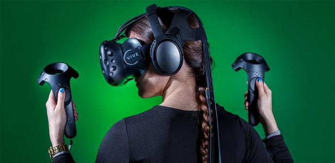 HTC trabaja en expandir el catálogo de soluciones VR de su sistema VIVE