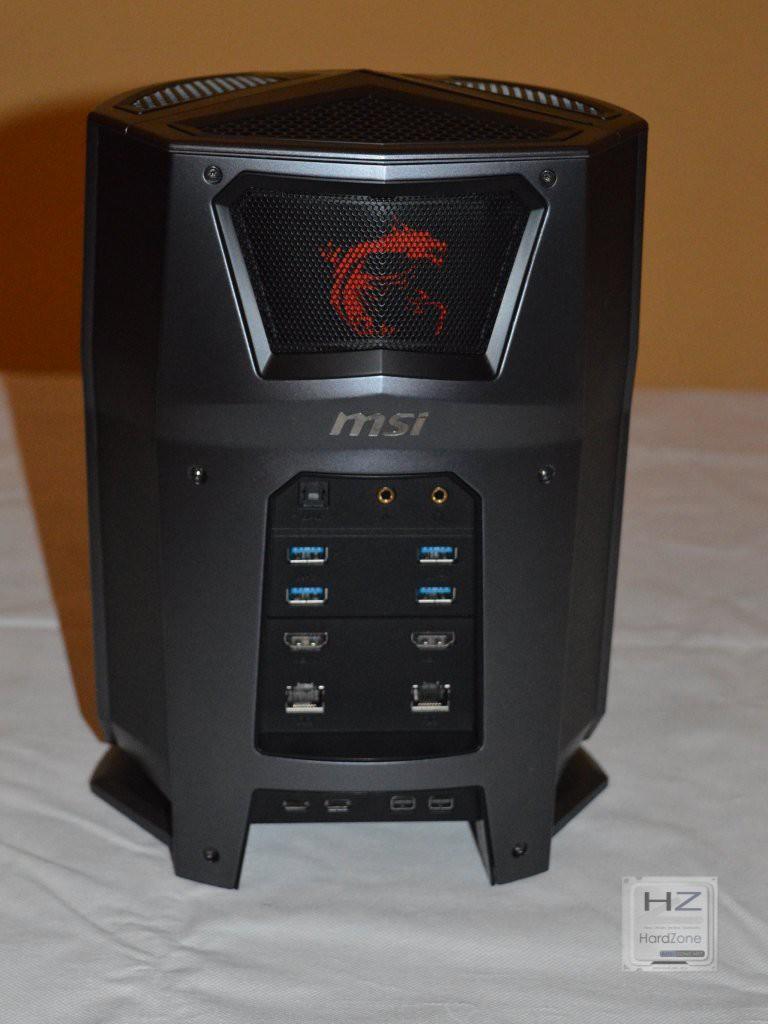 MSI Vortex -010