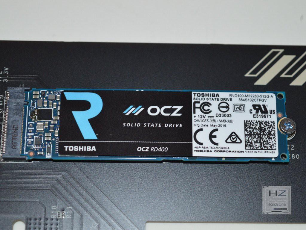 OCZ RD400 -008