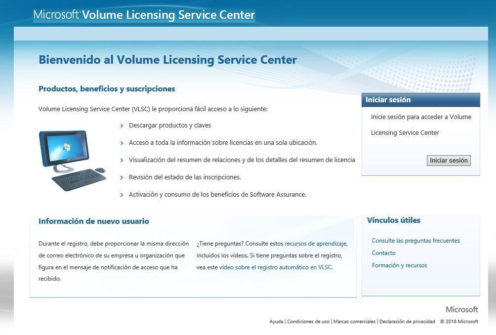Volume Microsoft
