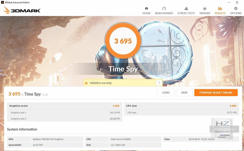 3DM Time Spy